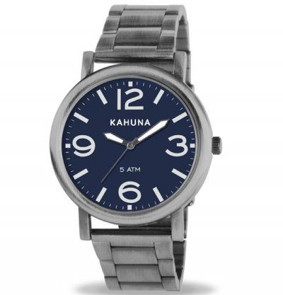 Kahuna - Gents Stainless Steel Bracelet Watch - KGB-0003G - RRP: £39.95 - Online Price: £33.95