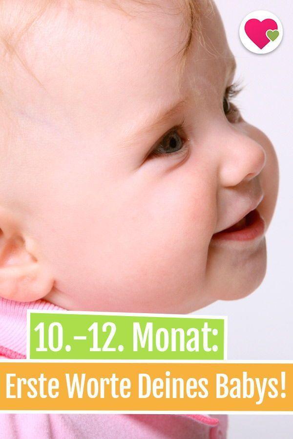 Baby Erste Worte