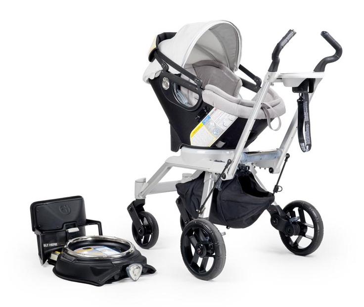 Amazon.com: Orbit Baby Stroller Travel System G2, Black: Baby