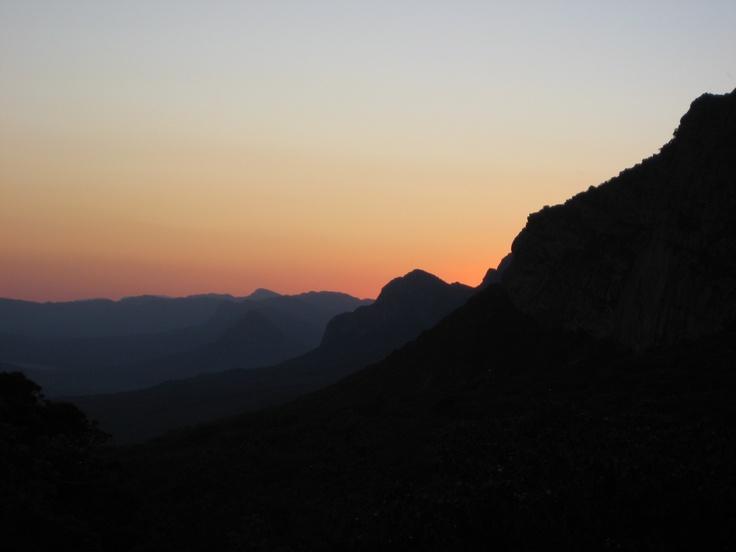 Soutpansberg Mountains, Limpopo, South Africa.