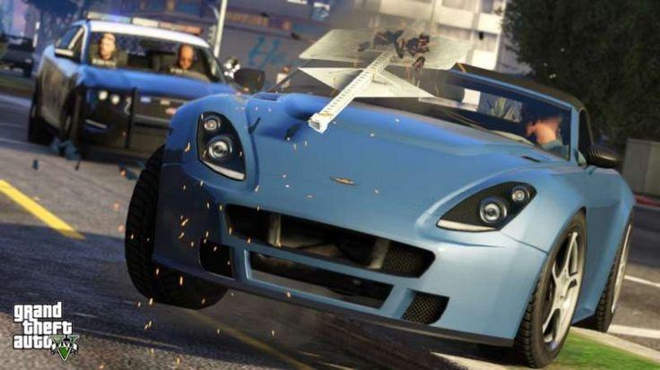 GTA V Versi PS4, Xbox One, dan PC Akan Meluncur di Bulan November?