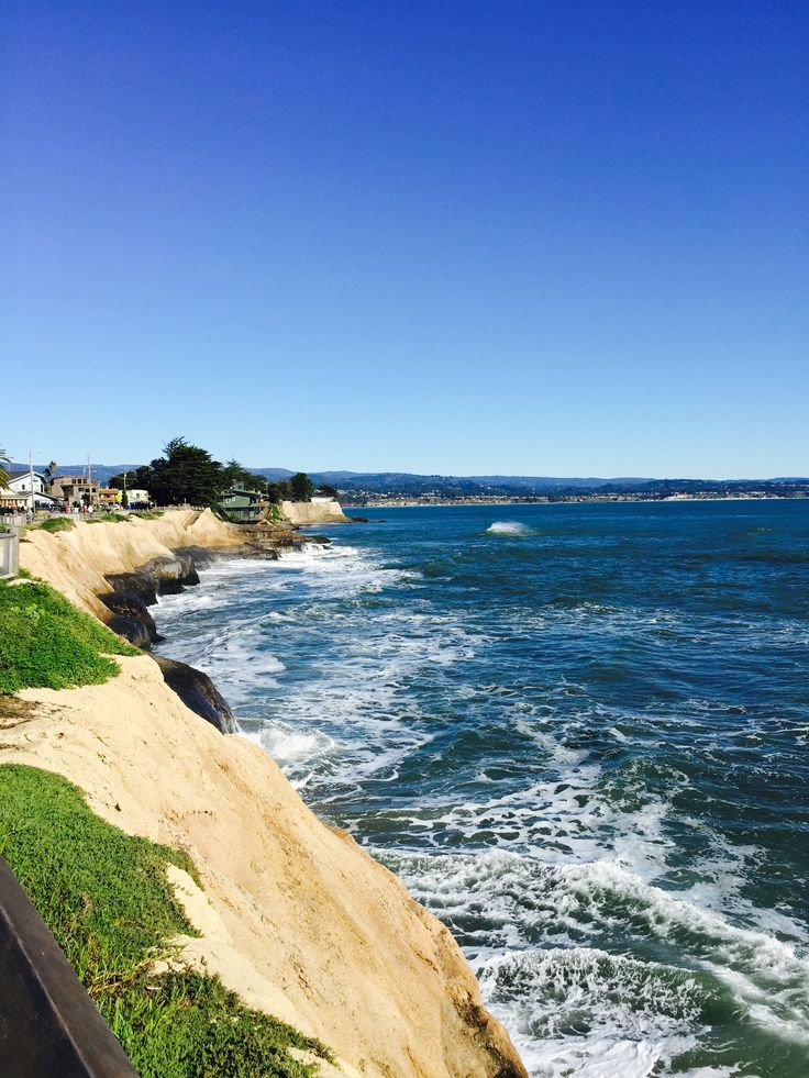 Pleasure Point in  East Cliff Dr. and Pleasure Point Dr., Santa Cruz, CA