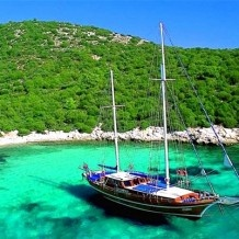 Blue Cruise in Turkey – Crewed Yacht Charter Holidays... The Aegean and Mediterranean coastline in Turkey between Fethiye, Marmaris, Bodrum and Antalya, often called Turquoise Coast or Turkish Riviera, is an ideal if not one of the best destinations for a yachting, sailing and cruising vacation. http://www.cvyachting.com/blue-cruise-in-turkey/