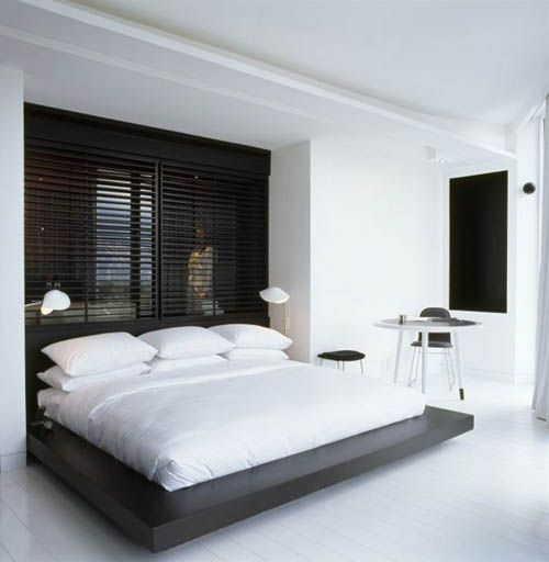 His Style. Modern Bedroom
