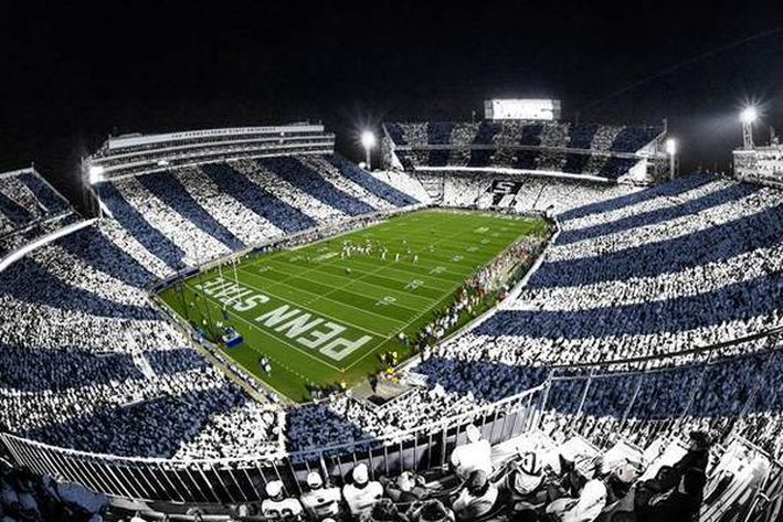 Penn State Stripe Out 2015 Collegefootball Penn State Football Penn State Football Stadium Penn State Nittany Lions