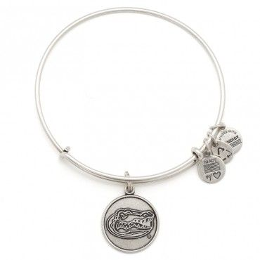 Alex&Ani- University of Florida® Mascot Charm Bangle