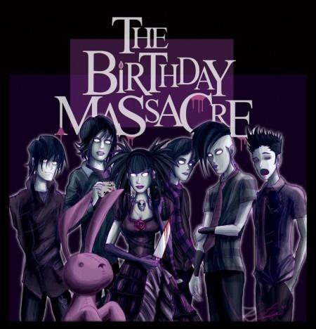 Goodnight by The Birthday Massacre.