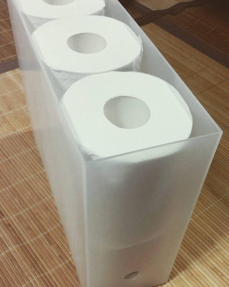 備えあれば憂いなし みんなのストック必需品 収納術を一挙に紹介 トイレットペーパー 収納 ティッシュペーパー収納 トイレットペーパー