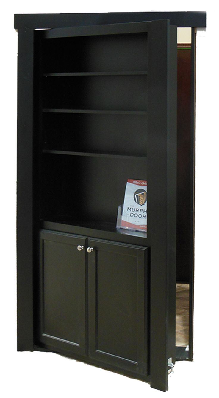 392 best murphy beds hidden rooms bookcases images on for Secret storage bookcase