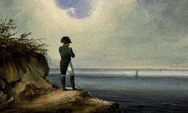 NAPOLEON IN EXILE - ST. HELENA 1815