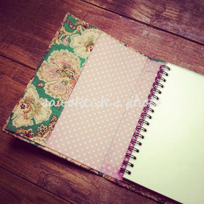 MilkCarton Notebook Cover