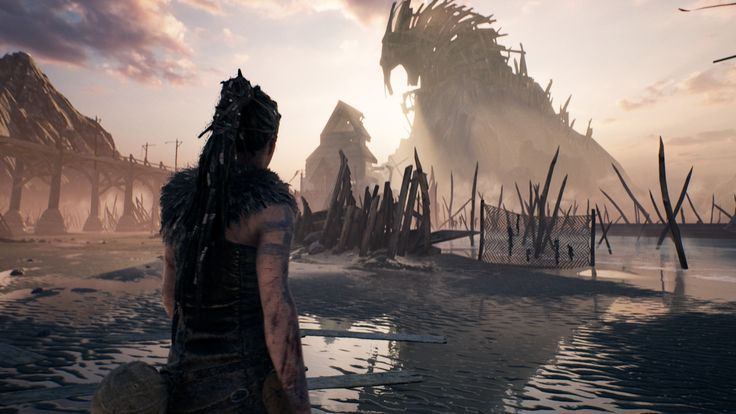 Hellblade: Senua's Sacrifice is recorded as the top downloaded game on the PlayStation Store during August, spelling out new success for indie games