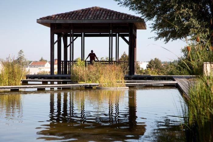 Chaîne Thermale du Soleil - La Maison des Vignes - Jean de Gastines Architectes