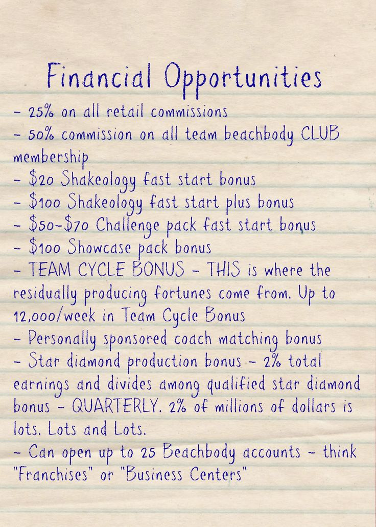 opportunity personals Excellent business opportunity a $5,000 excellent business opportunity a design & production sourcing company abc services, inc, is soliciting competing offers for bulk purchas.