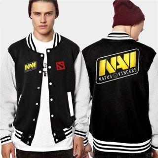 Personalizado uniforme de beisebol Navidendi para homens Dota 2 camisolas além de design de tamanho