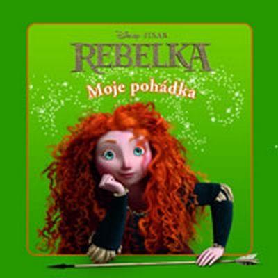 X Rebelka - Moje pohádka – Knihkupectví Neoluxor
