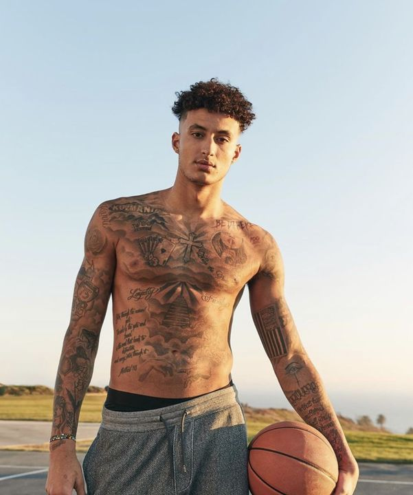 Sitting In A Bed Of Lies A Basketball Love Story 2 2 In 2021 Kyle Kuzma Cute Black Guys Light Skin Boys