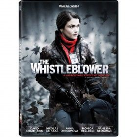 """The Whistleblower,"" is a dark and gritty story about sex trafficking in post-war Bosnia and sadly, it's based on the true story of Kathy Bolkovac who's played in the film by Rachel Weisz (The Constant Gardner, A Streetcar Named Desire) .  Bolkovac is a divorced mom and small town Nebraska cop who takes a security [...]"