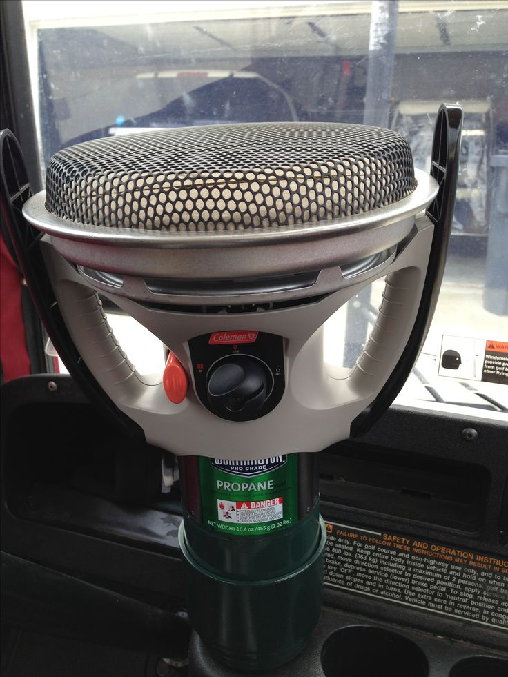 Yamaha golf cart accessories can provide comfort like Coleman golf cart heaters.  Zip up your enclosure, turn on the heater and you'll be toasty warm in no time.