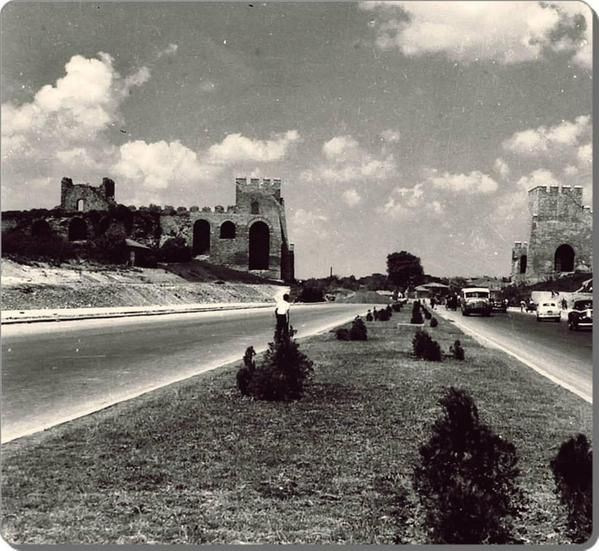 1950'lerde Topkapı #istanlook #nostalji #birzamanlar #istanbul