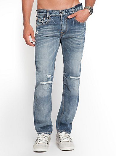 Dad needs new styli's jeans