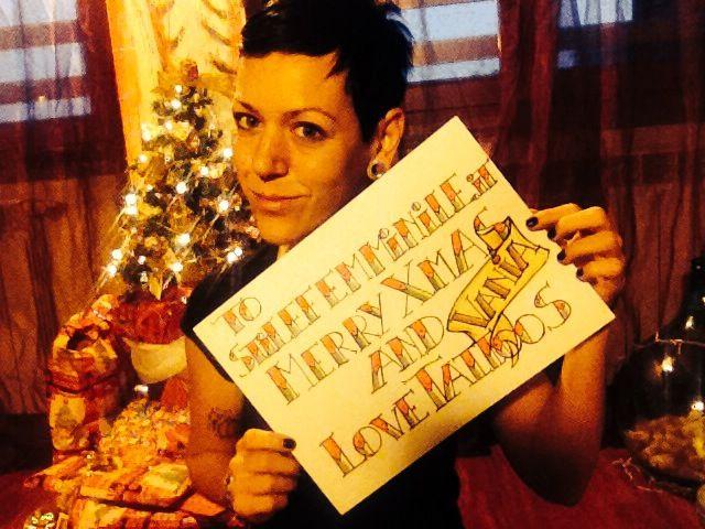 Buon Natale da Vania!