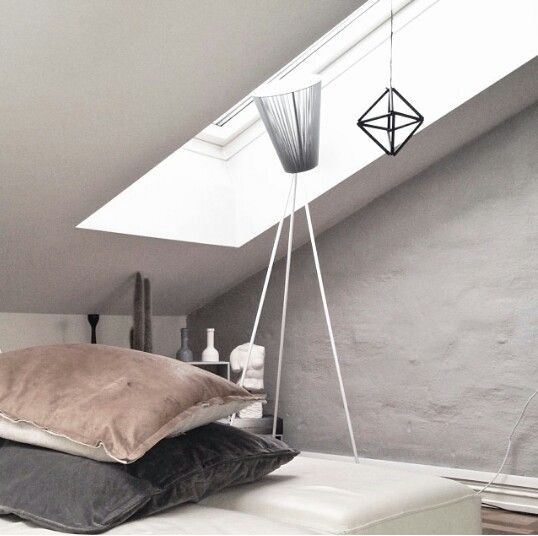 Oslo lampe Interi?r Pinterest Floors, Loft spaces and Floor ...
