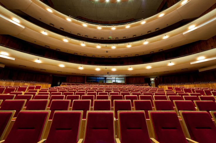 01 Sala -® Teatro del Bicenterario Fotografia - Arturo Lavin