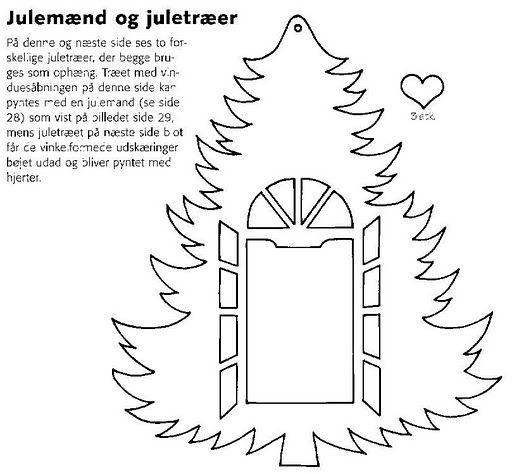Karácsonyi dekor - szines kartonból – filigran dekor – Picasa Nettalbum
