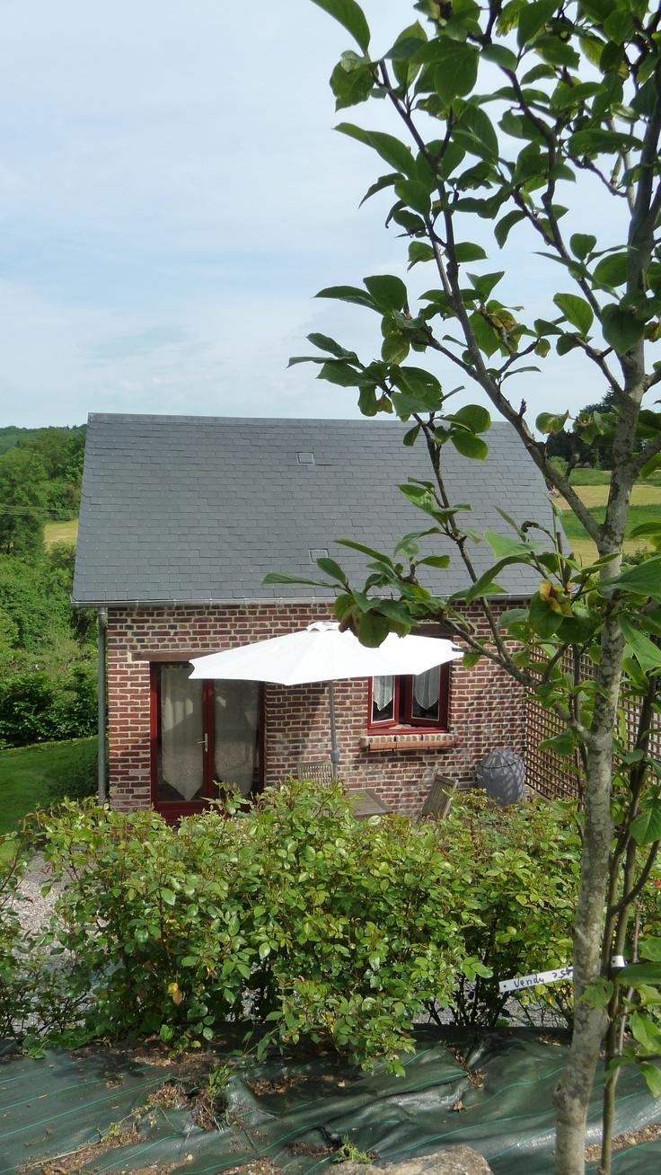 La Bouillerie pour 2 personnes : Gite au coeur d'un parc animalier de 4 hectares en Normandie