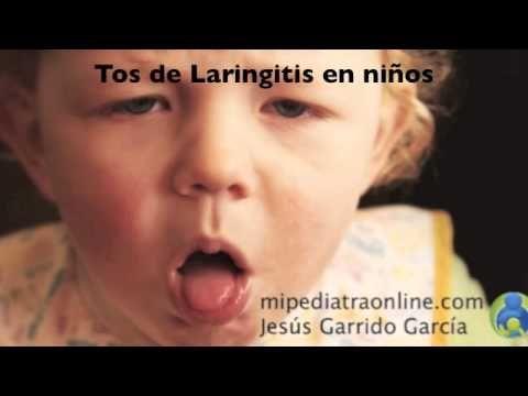 Laringitis en niños Blog
