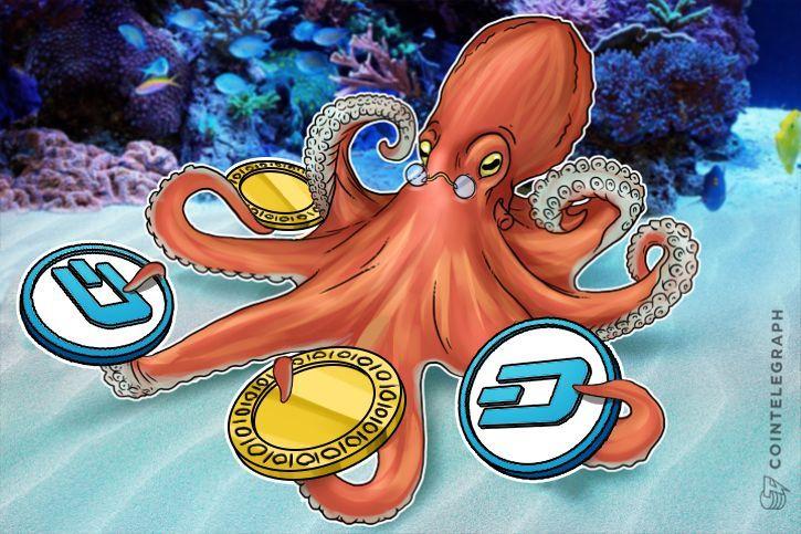 Kraken Adds Dash Trading for Bitcoin, Euros, Dollars