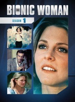 Bionic Woman - 80's TV my stepsister insisted she was on the outside of the car pushing it to freak her sister out, when the car broke down she was like whered she go..