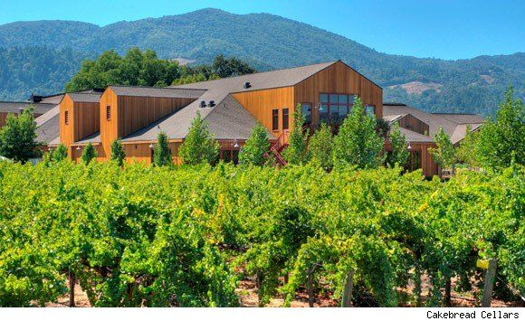 Napa Roof: Roof work at Cakebread Cellars in Rutherford, Napa Valley by Wedge Roofing