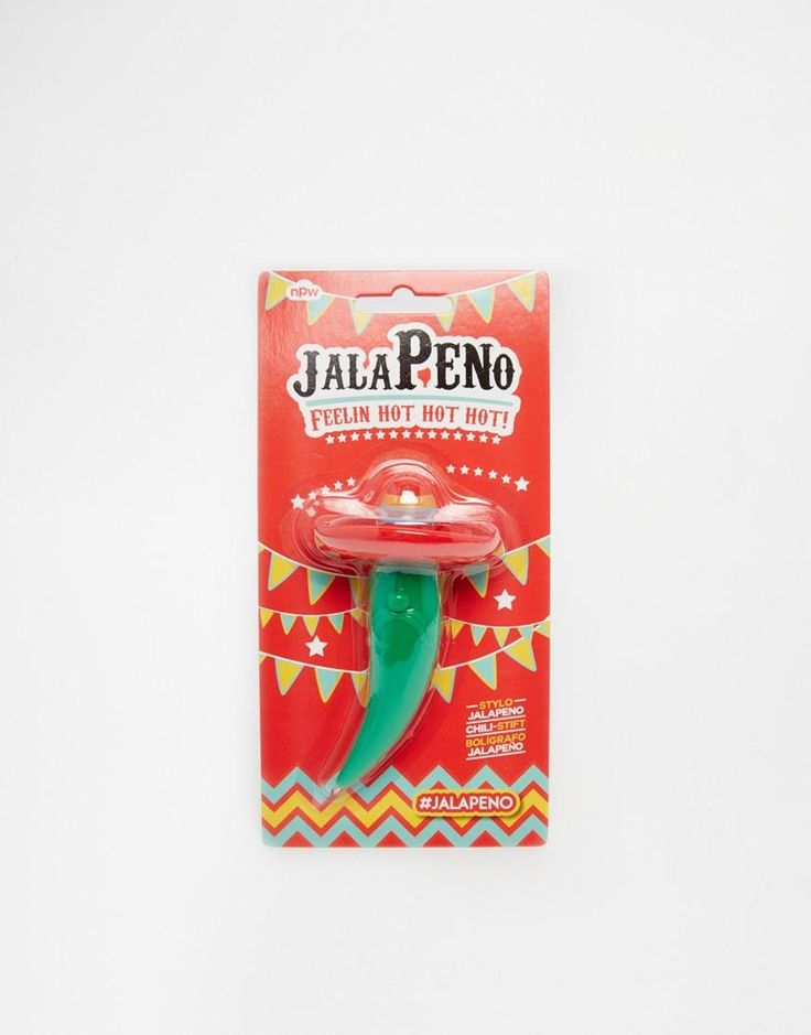 Gifts | JalaPENo Pen at ASOS