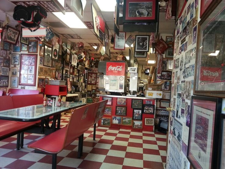 Inside Rama Jama...Tuscaloosa Alabama♥