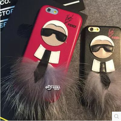Fendi Phone Case With Legs