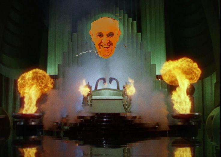 The POPE/PROJECT BLUE BEAM/April 27th Worldwide in 3D