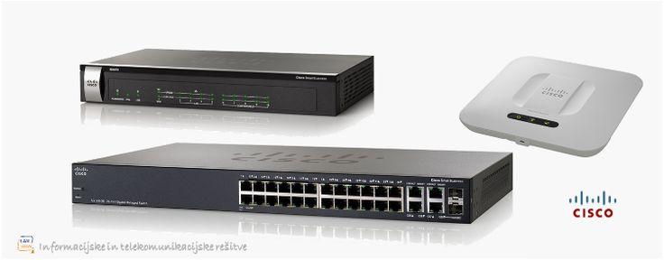 Cisco omrežna oprema