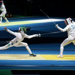 2016 Olympic Fencing Schedule