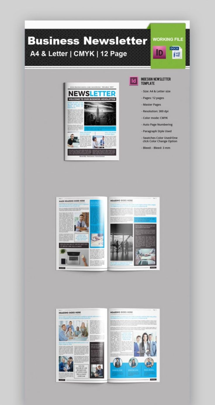 Microsoft Publisher Newsletter Templates Newsletter Template Free Newsletter Templates Word Newsletter Templates
