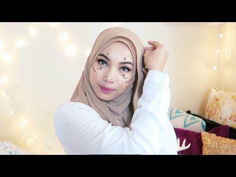 3 Simple Style Shawl Tutorial - YouTube