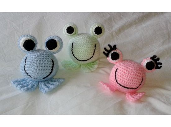 Amigurumi Keroppi Pattern : 1000+ images about Amigurumi on Pinterest Amigurumi ...