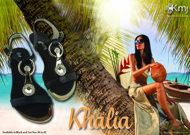 Khalias spring/summer 2015 EU36-EU42 www.kmjshoes.com.au