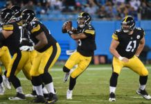 Pittsburgh Steelers 53-man Roster Projection