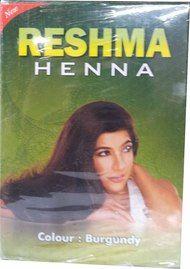 New Reshma Henna Burgundy Colour 5.29 OZ