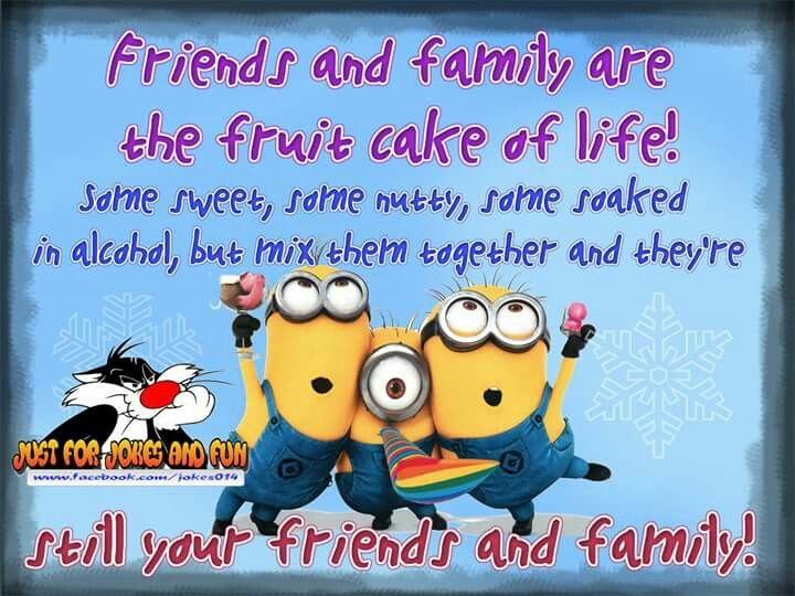 Merry Christmas! Fruit CakesFun QuotesFunny ...