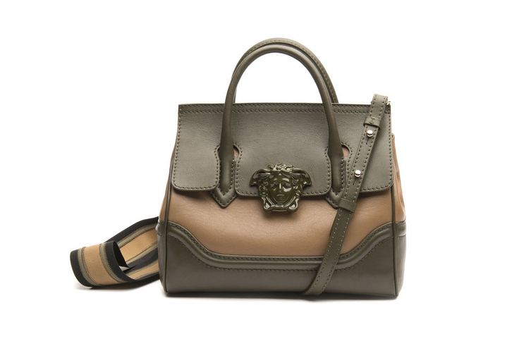 Palazzo Empire, The New Versace Bag That All the Models Want to Steal