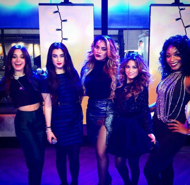 Fifth Harmony vote for them on Twitter using #VoteFifthHarmony #KCA