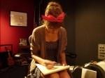 De kledingkast van Taylor Swift kleurt rood
